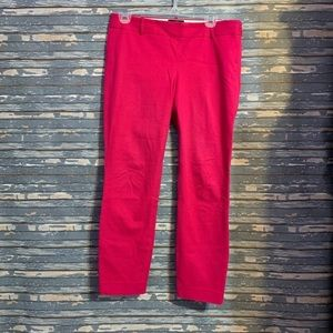 J.Crew Minnie Capri pants NWOT